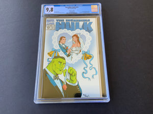1994 Marvel INCREDIBLE HULK #418 CGC 9.8 Collectors Edition 1st Talos