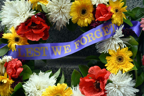 What are the best Flowers for ANZAC Day | Flowers Gold Coast | Your Local Florist | www.flowersgoldcoast.com.au |