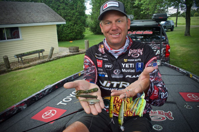 KVD's Smallmouth Smorgasbord