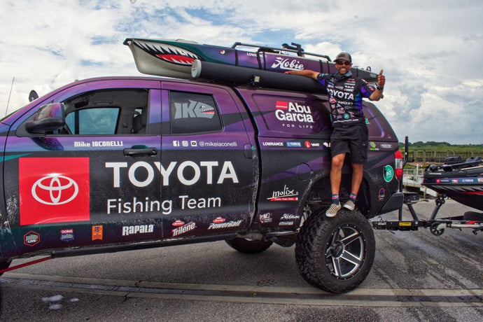 Iaconelli – Keeping it Fresh