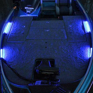 BLUEWATERLED Deck LED Lighting - Front & Rear Deck