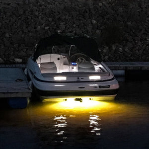 BLUEWATERLED Afterburner Underwater LED Light - Gen 2