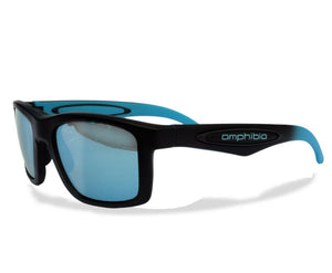 Amphibia LOTUS - Matte Black Blue / Blue Ice