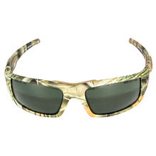 Load image into Gallery viewer, Amphibia Polarized Sunglasses - DEPTHCHARGE Matte Camo/Vapor