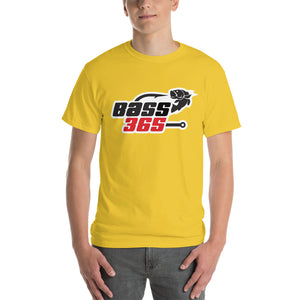 Bass 365 Heavy Duty LOGO T-Shirt