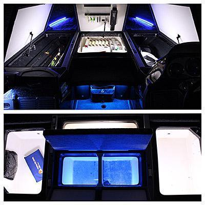 BLUEWATERLED Pro Boat LED Package