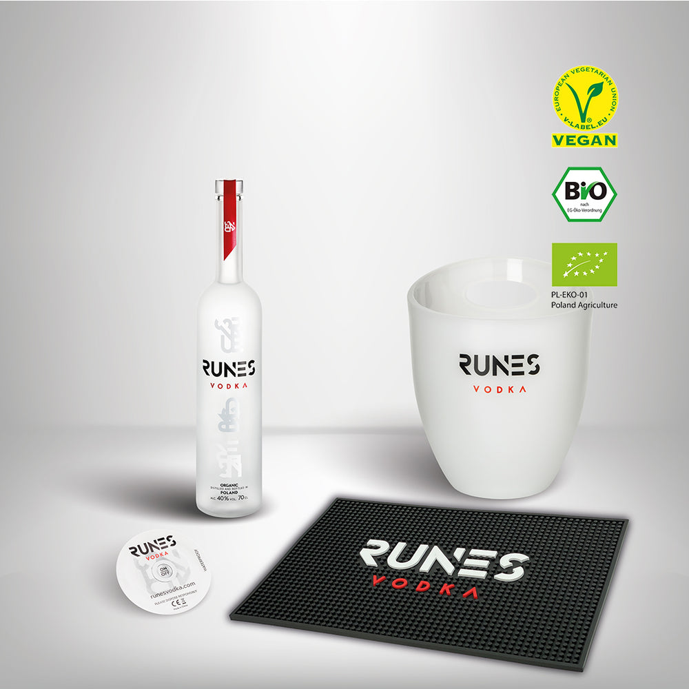 "RUNES - at home ""GIFTPACK"" (limitiertes Set)"