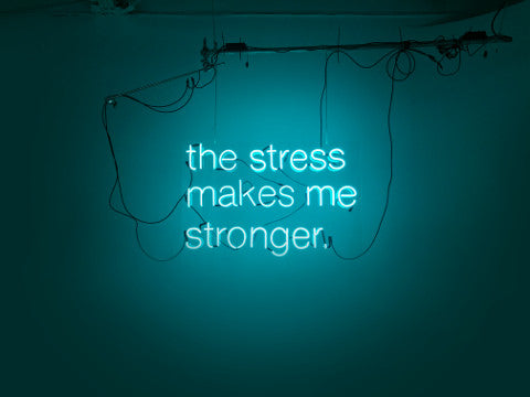 Stress, Is it all that bad?