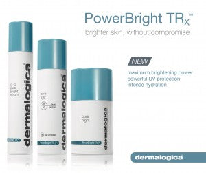 Launching the NEW PowerBright TRx by Dermalogica