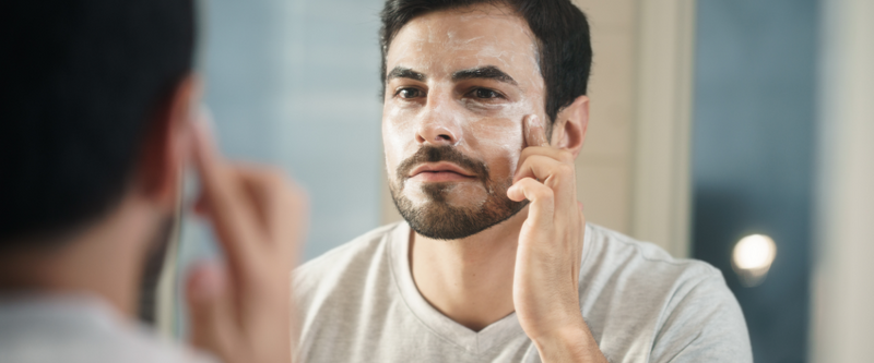 6 Ways to Get Your Partner to look after His Skin