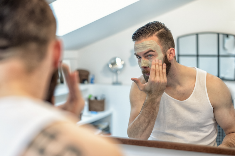 7 Misconceptions About Male Skin