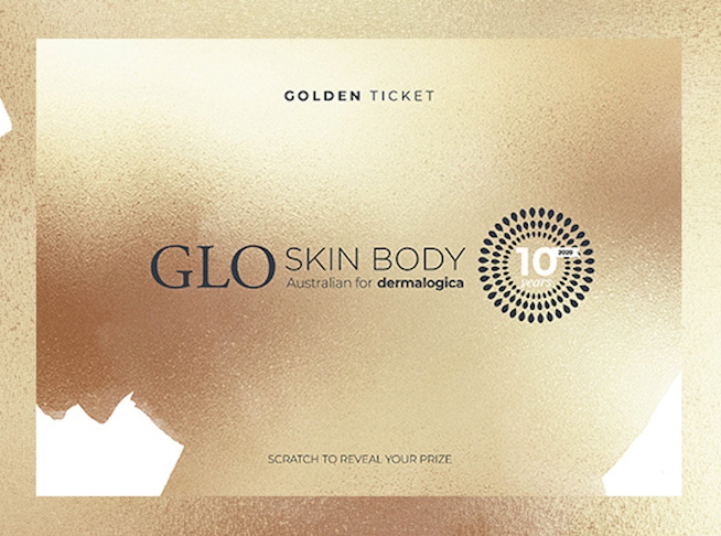 Claim your Golden Ticket for your share of $48,000+ in prizes