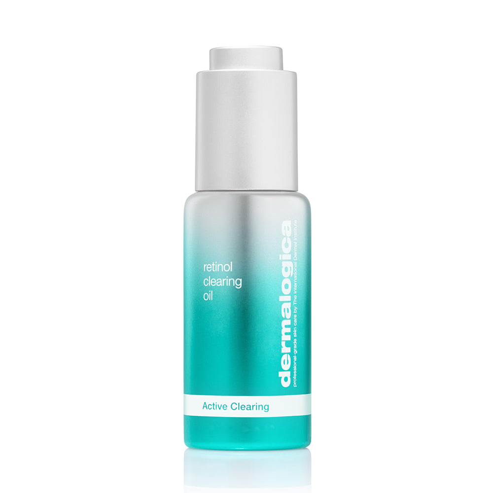 Dermalogica Active Clearing Line Active Clearing Retinol Oil