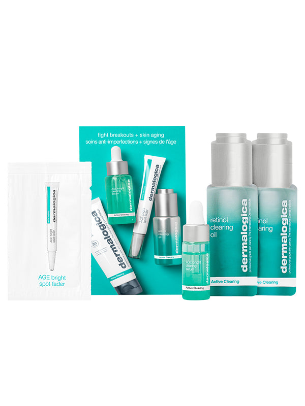 Fight Breakouts + Skin Ageing Gift