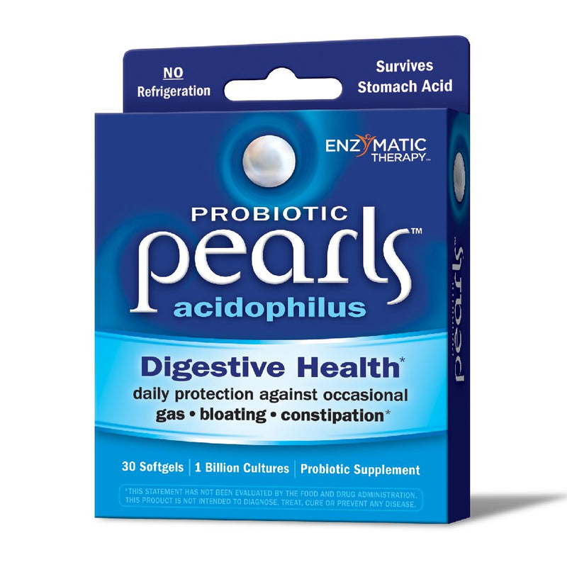 Nature's Way Pearls Acidophilus 30 Softgels