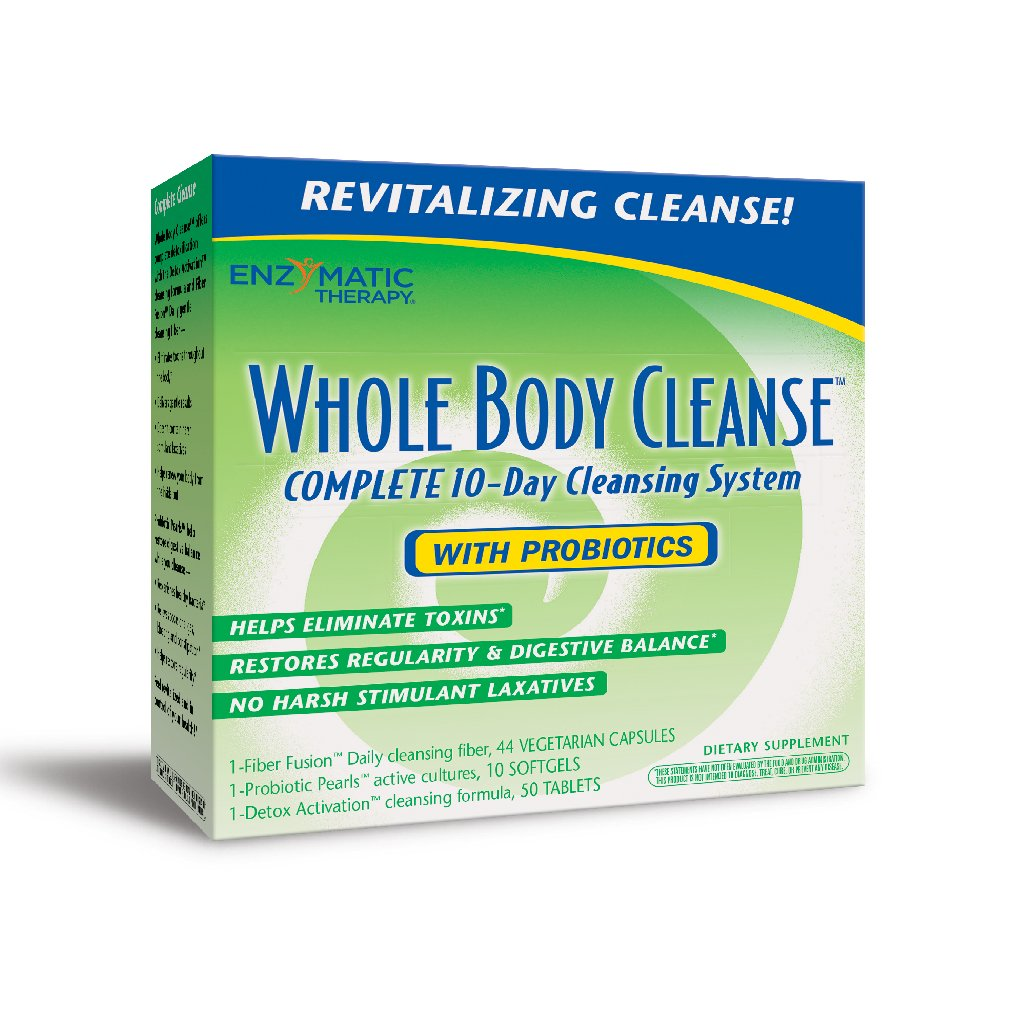Enzymatic Whole Body Cleanse 10 Days