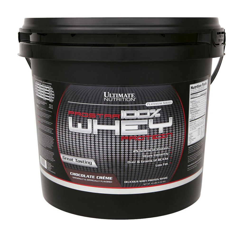 Ultimate Prostar 100% Whey 10lb