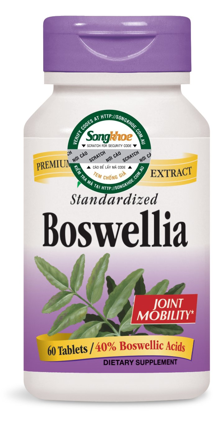 Nature's Way Boswellia 60 tabs