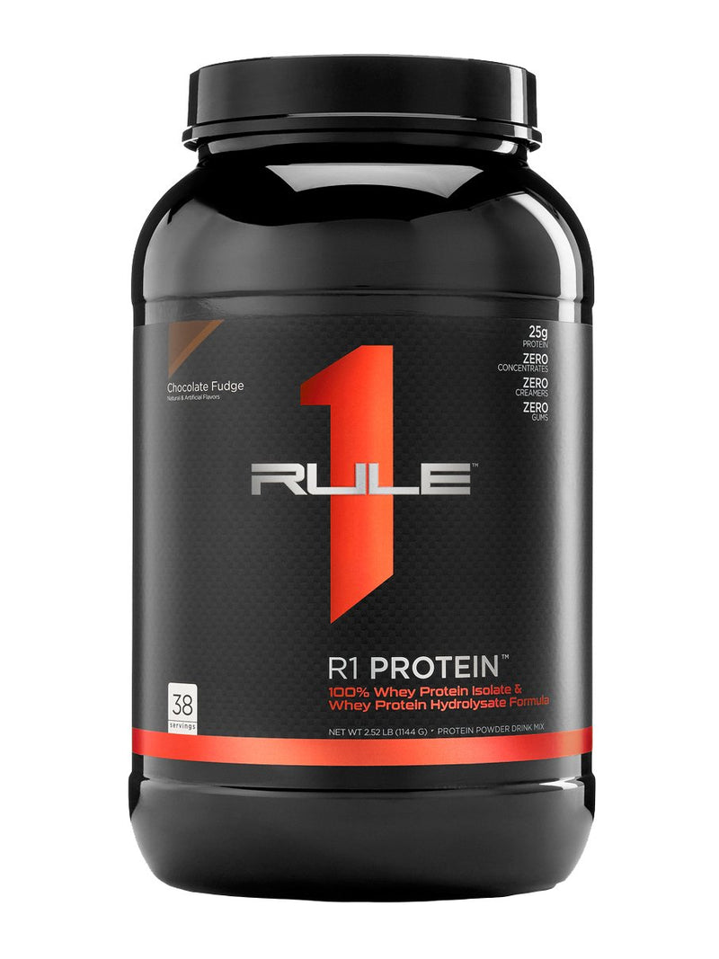 R1 Protein Isolate, 38 Servings - 2.52 lb
