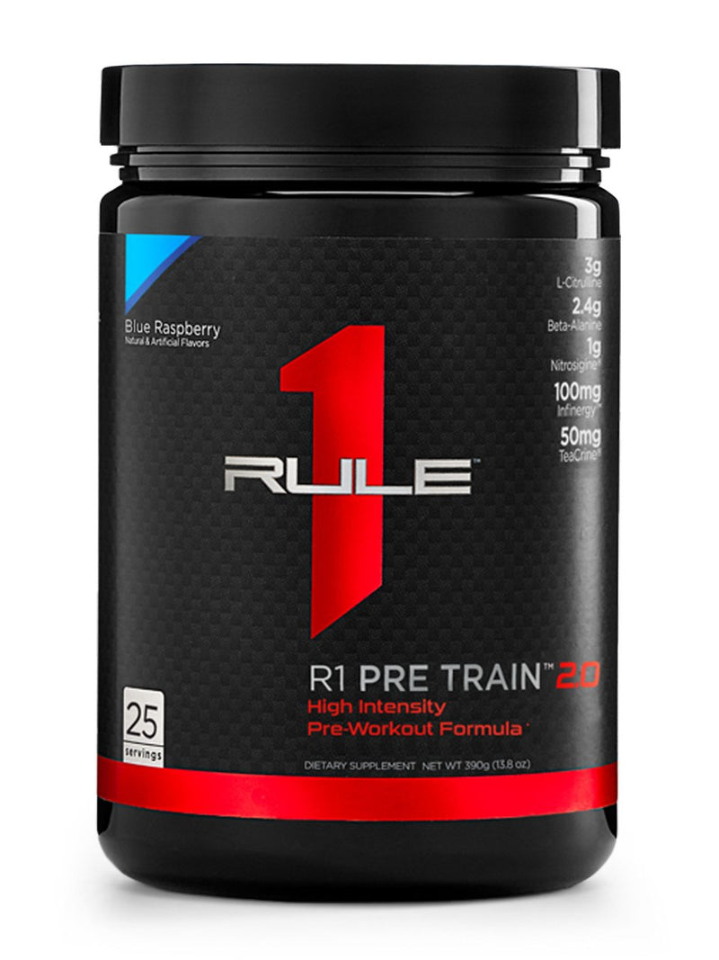R1 Pre Train 2.0, 25 Servings - 390 g