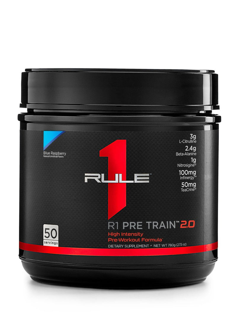R1 Pre Train 2.0, 50 Servings - 780 g