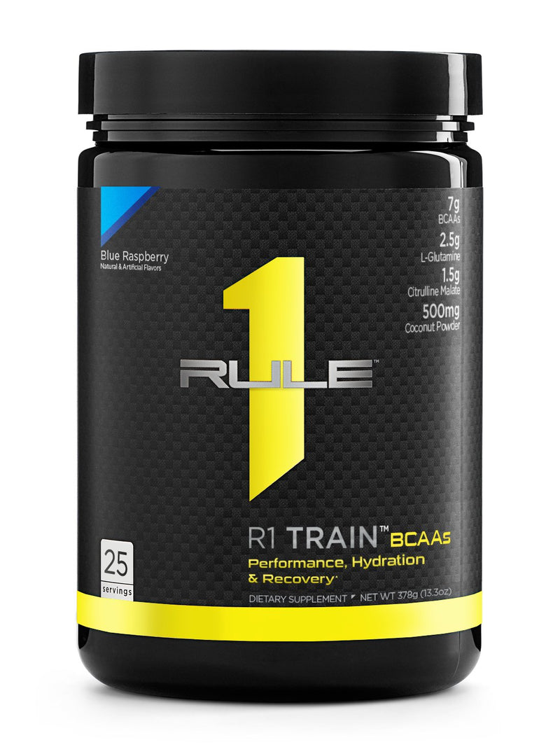 R1 Train BCAAs, 25 Servings - 378 g