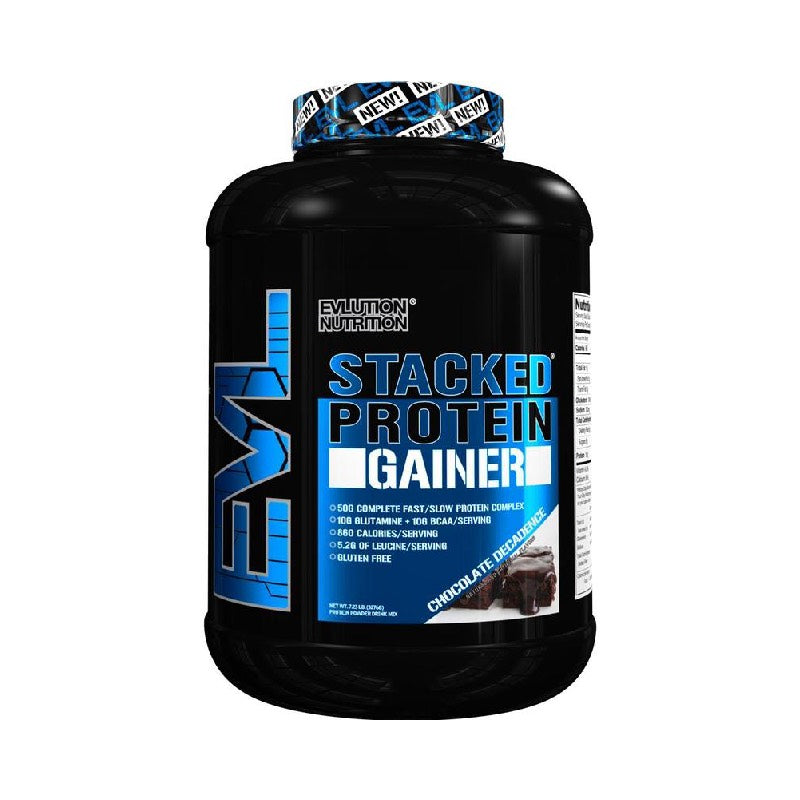 EVL Stacked Protein Gainer 7 lb