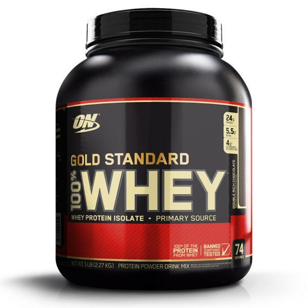 Optimum Nutrition 100% Gold Standard Whey 5lb
