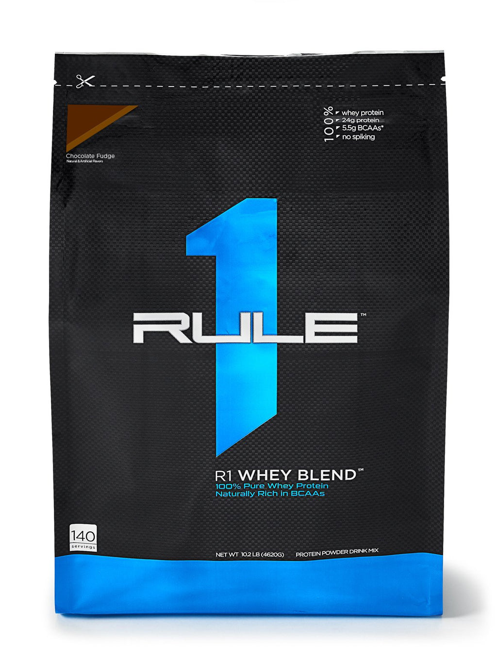 R1 Whey Blend, 140 Servings  - 10.5 lbs