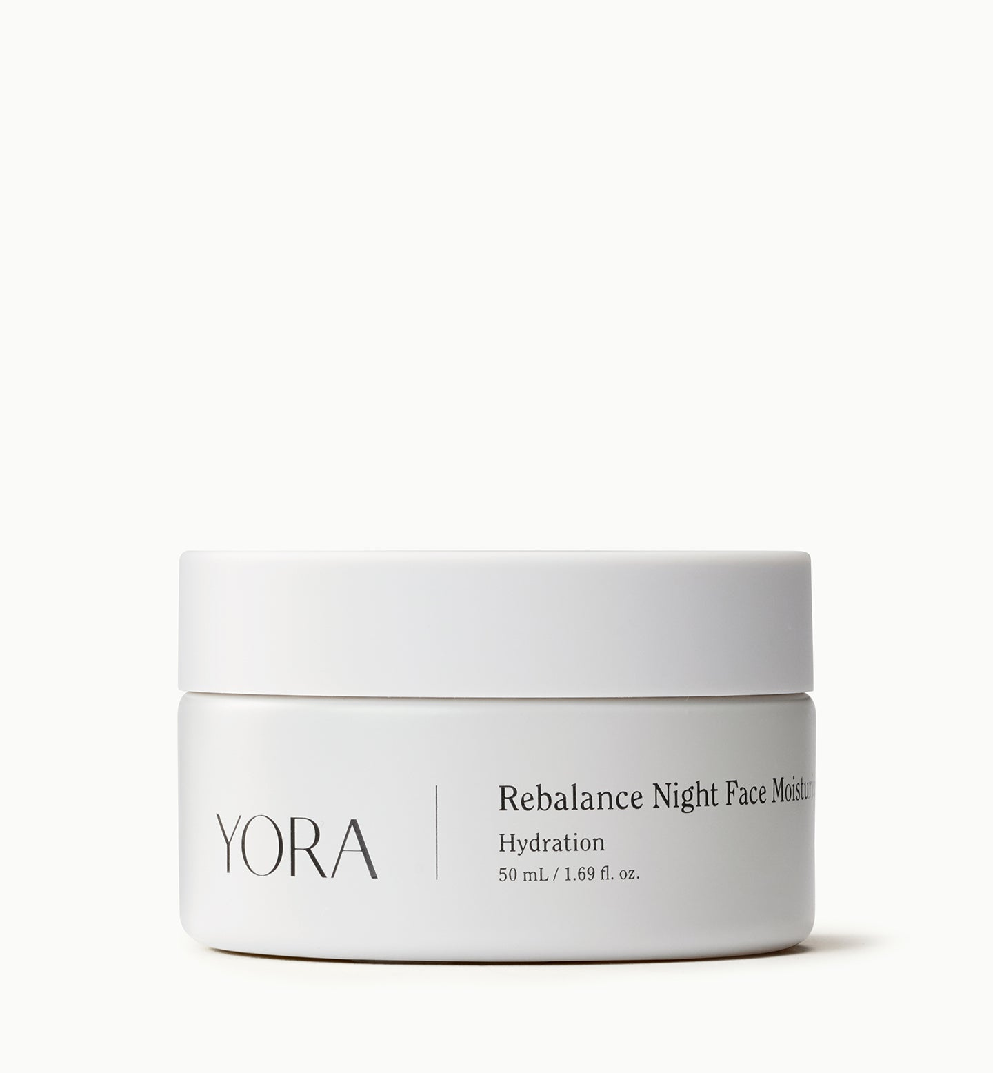 Rebalance Night Face Moisturiser - Front