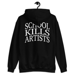 The Real School Kills Artists - Hoodie - School Kills Artists
