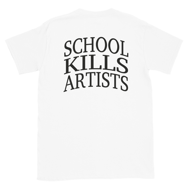 The Real School Kills Artists - Tshirt - School Kills Artists