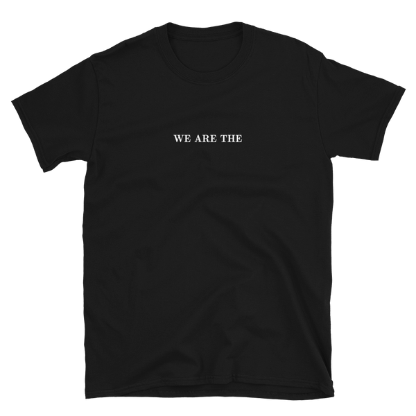 We are the ... kids - Tshirt - School Kills Artists