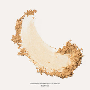 Calendula Powder Foundation - Medium