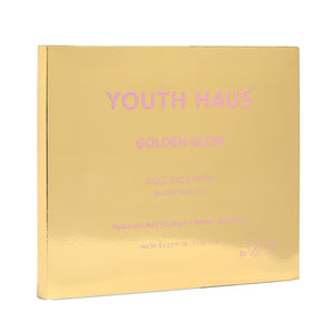 Youth Haus 24k Gold Face Mask (5 pack)