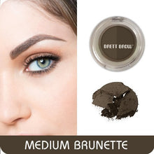 Load image into Gallery viewer, Brett Brow Duo-Shade Powder (Medium Brunette)