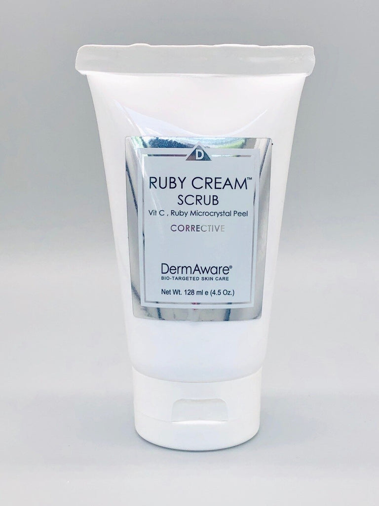 Ruby Cream Scrub