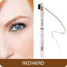 Load image into Gallery viewer, Brett Brow Duo-Shade Pencil (Redhead)