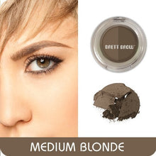 Load image into Gallery viewer, Brett Brow Duo-Shade Powder (Medium Blonde)