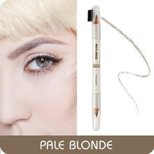 Load image into Gallery viewer, Brett Brow Duo-Shade Pencil (Pale Blonde)