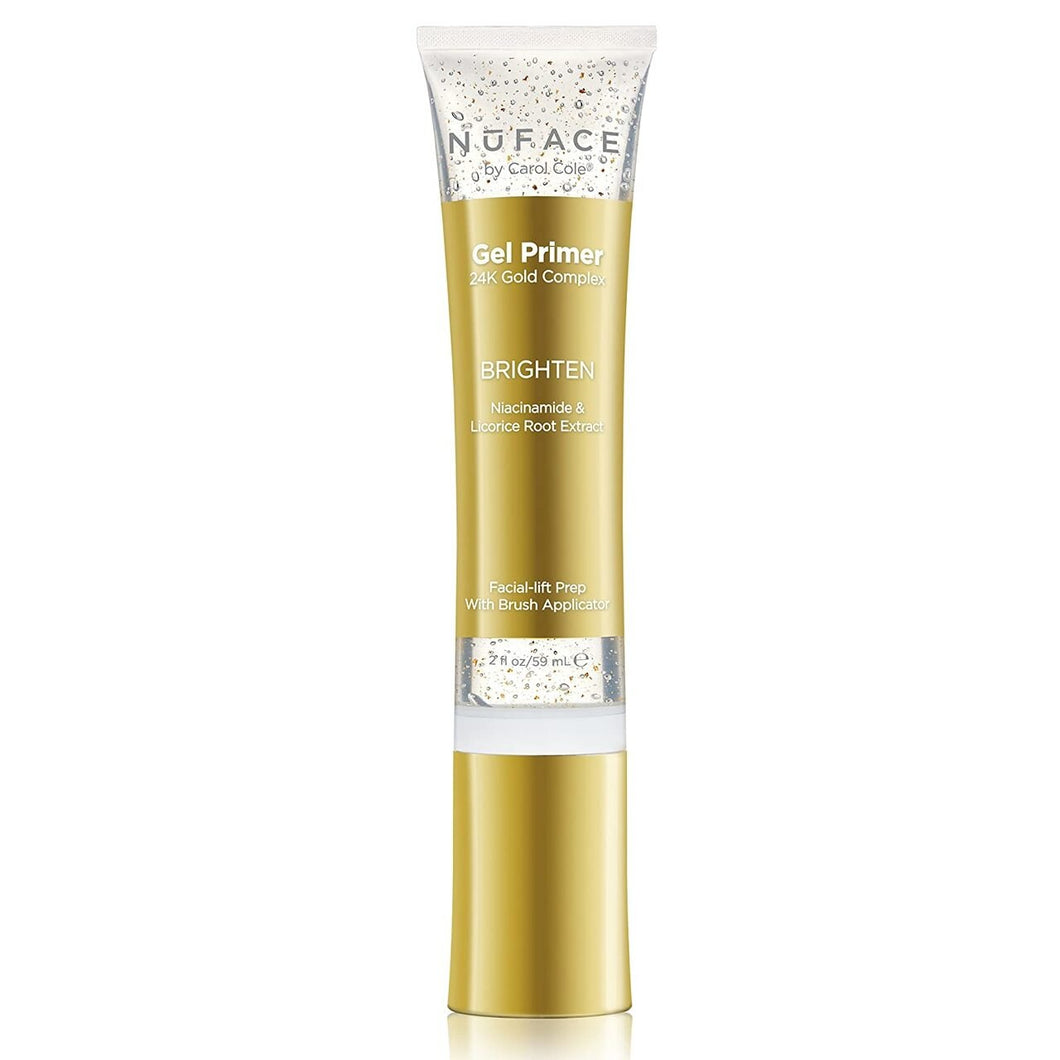 24K Gold Gel Brighten Primer