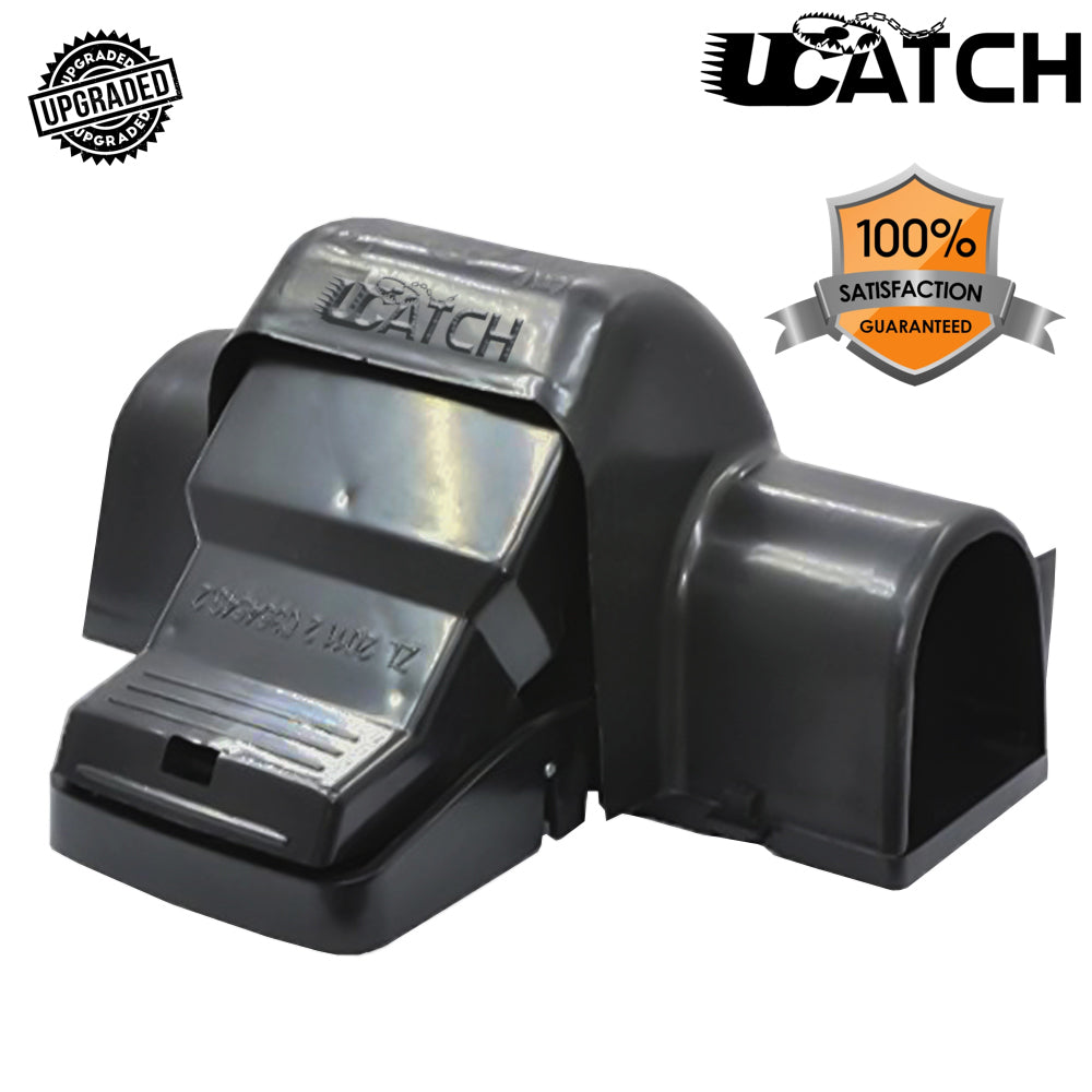 UCatch ™SuperSafes Tunneled Rat Trap (single) - ucatchstore