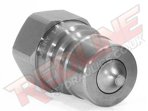QUICK RELEASE COUPLING ISO A ( PROBES AND CARRIERS ) ISO 7241  ( REDLINE 8000/8001 )