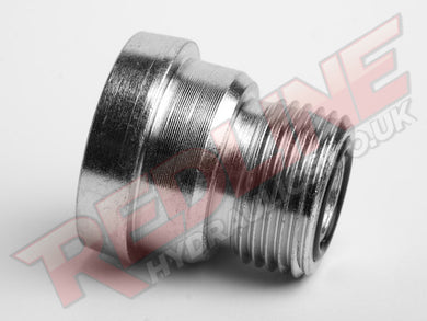 ORFS MALE X ORFS FEMALE FIXED BUSH ADAPTOR HYDRAULIC ADAPTOR  ( REDLINE OR-4090 )