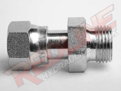 ORFS FEMALE SWIVEL X BSP MALE ADAPTOR HYDRAULIC ADAPTOR  ( REDLINE OR-4130 )