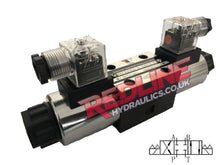 Load image into Gallery viewer, SOLENOID VALVES HYDRAULIC CETOP 3 ( REDLINE KVNG6 )