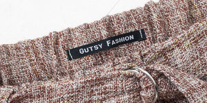 Gutsy Fashion: the story!