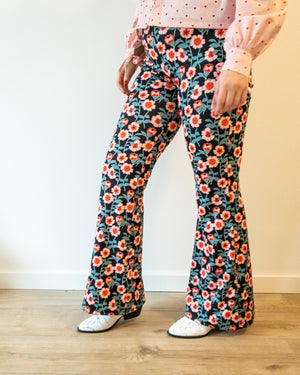 LILLI flared pants | LIMITED