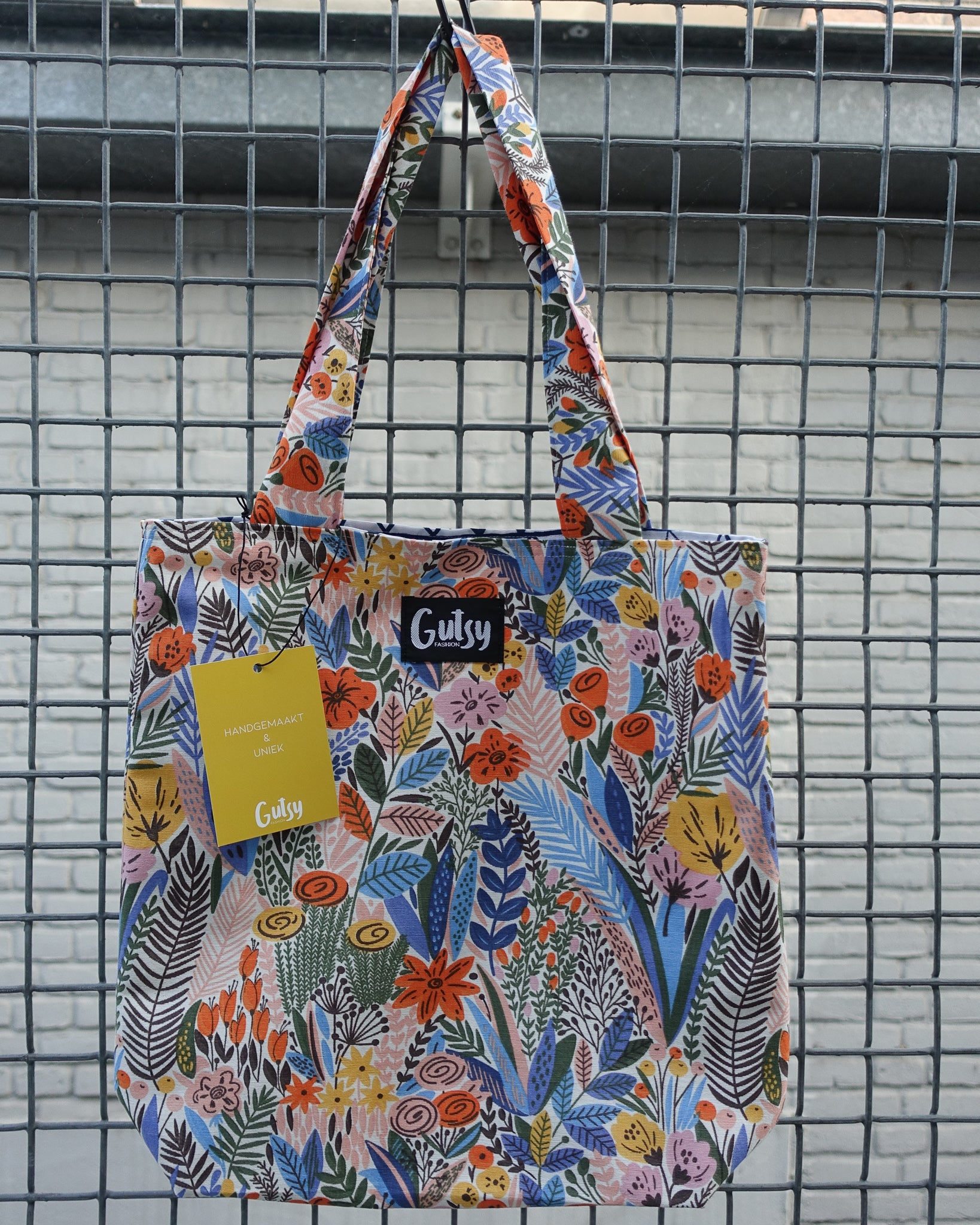 No. 24 | Handmade Tote Bag