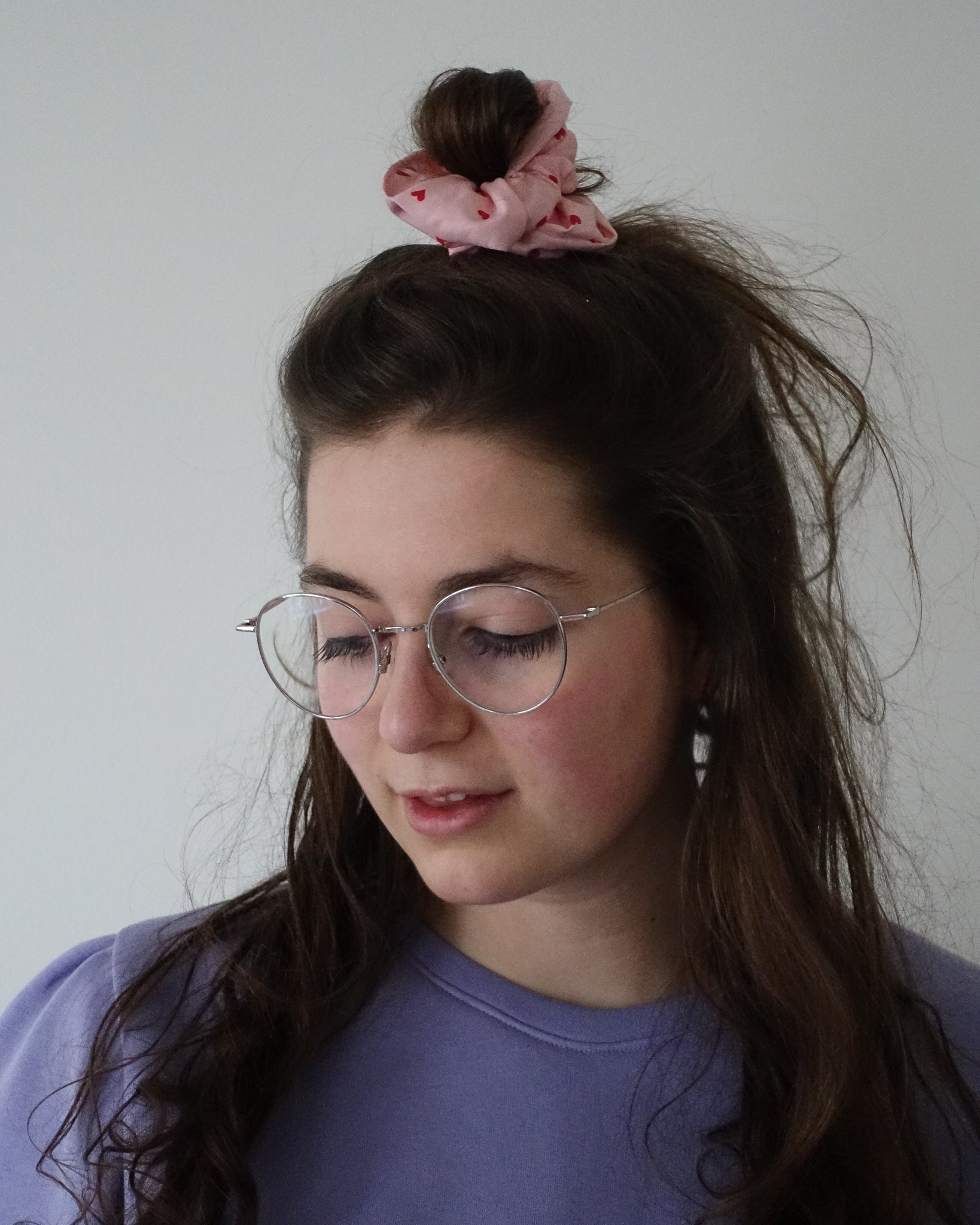 Hearts | Scrunchie
